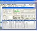 Ekonomický software - hotelový systém - kniha hostůn s otevřenou kartou hosta po fakturaci