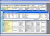 Účetní program AdmWin - adresář firem - rychlý přehled o nesplněných objednaných položkách u nastaveného dodavatele