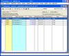 Podvojné účetnictví - faktury vydané - výběr faktur zadaného odběratele pro upomínání