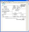 Podvojné účetnictví - zálohové faktury vydané - jeden z možných formátů tisku zálohové faktury - lze vytisknout, uložit ve formátu EMF nebo PDF, poslat e-mailem
