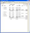 Podvojné účetnictví - faktury vydané - výpis fakturace zakázek