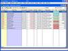 Podvojné účetnictví - zálohové faktury vydané - jejich seznam se stejnými možnostmi vyhledávání, výběry a součty, jako u běžných faktur