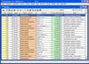 Daňová evidence - přehled - seznam vystavených nabídek