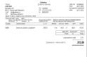 Účetní programy - prodejka - účtenka s EET vytištěná na A5