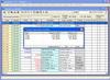 Podvojné účetnictví - pokladna - součet vybraných pokladních dokladů