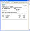 Zakázkový list bez spotřebovaných položek na zakázku - ty lze volitelně vytisknout také